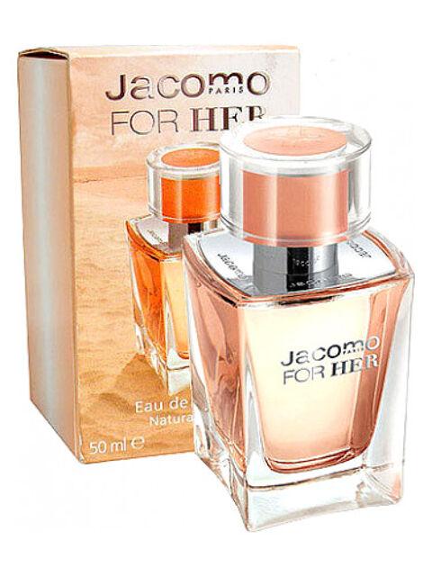 Jacomo For Her  100 ml Kvepalai Moterims EDP - Kvepalų sala